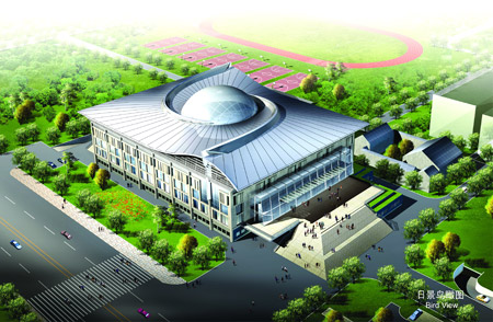 The Peking University Gymnasium